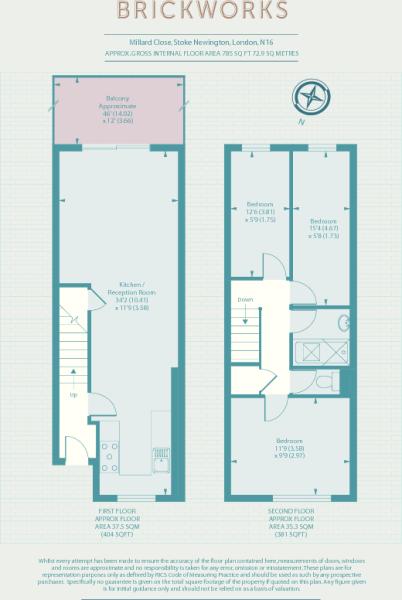 Floor plan (pdf)