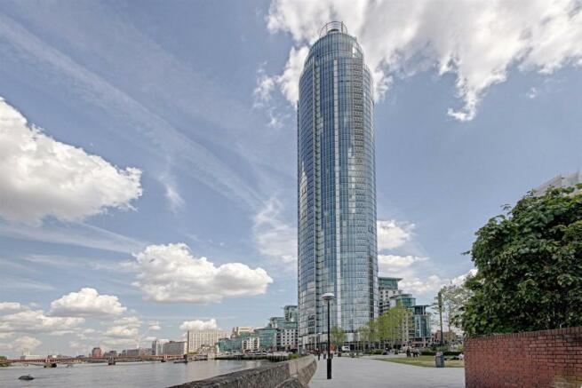 One St George Wharf