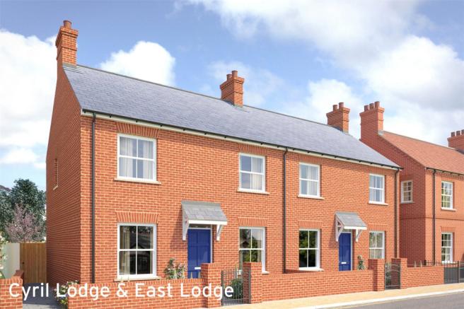 East & Cyril Lodges