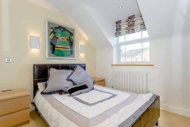 Separate One Bedroom Annex