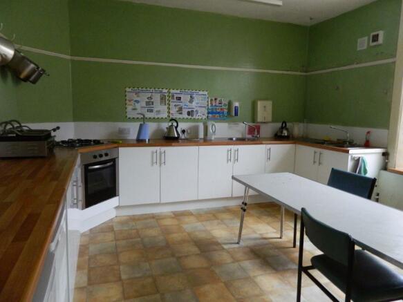 Old Hall Kitchen