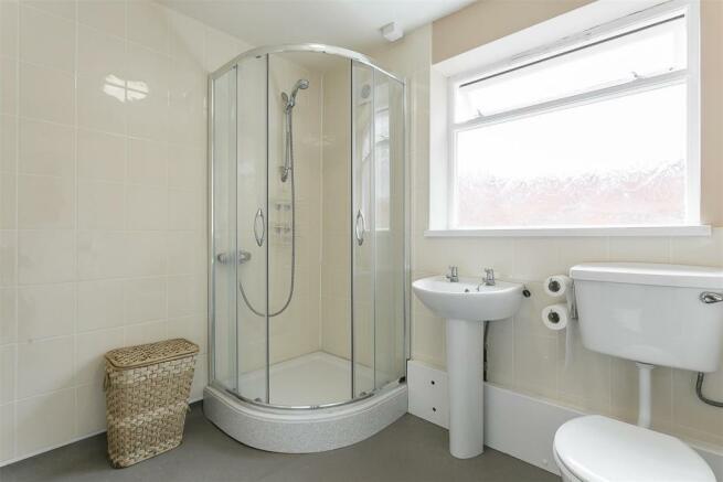 Ground Floor Shower Room & WC