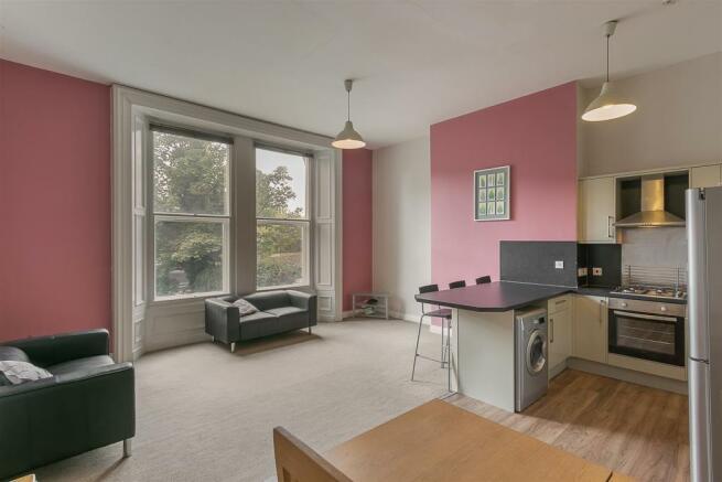 Open Plan Lounge/Kitchen & Diner