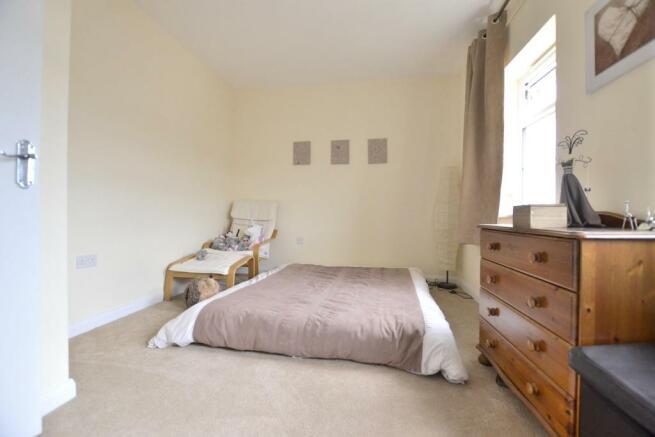 Tope floor Bedroom