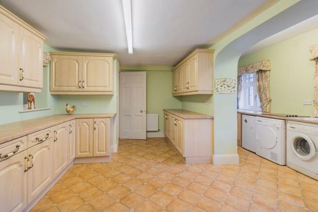 Second Kitchen...