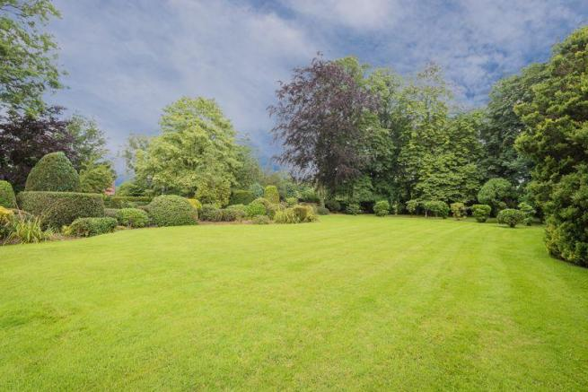 Garden, Woodla...