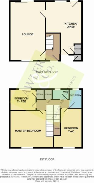Master Floorplan Image 1