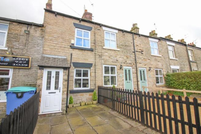 2 Bedroom Terraced House To Rent Compstall Road
