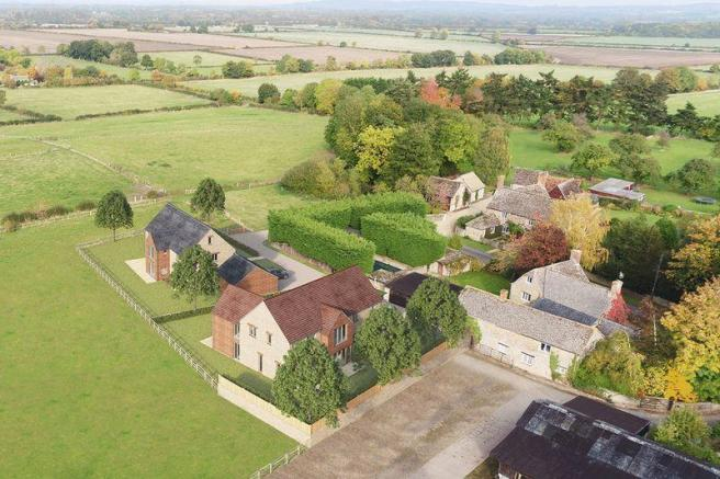 CGI aerial view