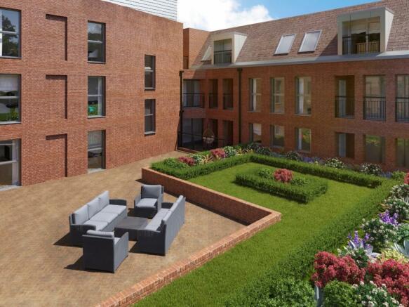 Courtyard (Main)