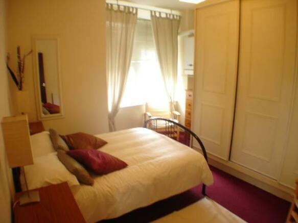 bedroom - angle 2