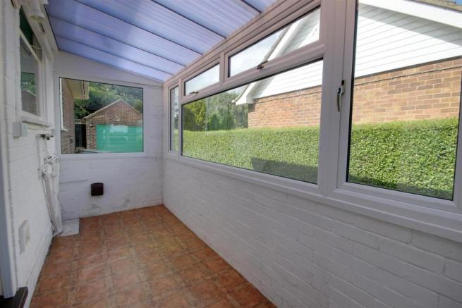 Side Porch/ Utility