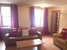 Lounge with door ...
