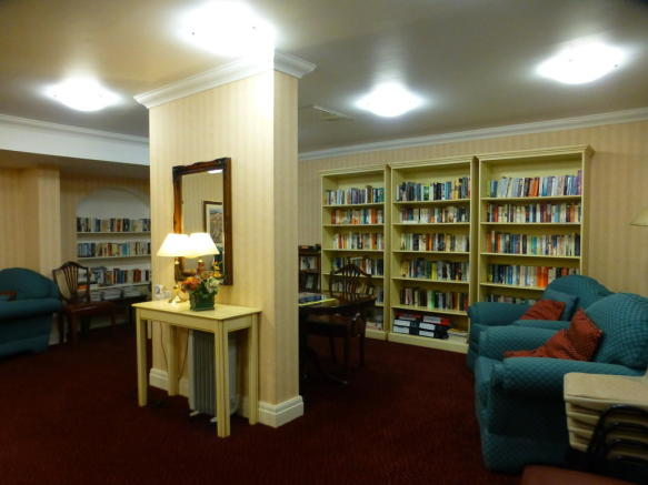 COMMUNAL LIBRARY ...