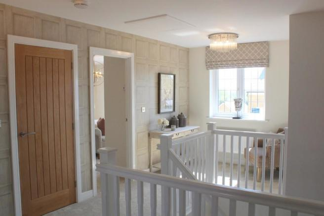 5 Bedroom Detached House For Sale In Tithecote Manor