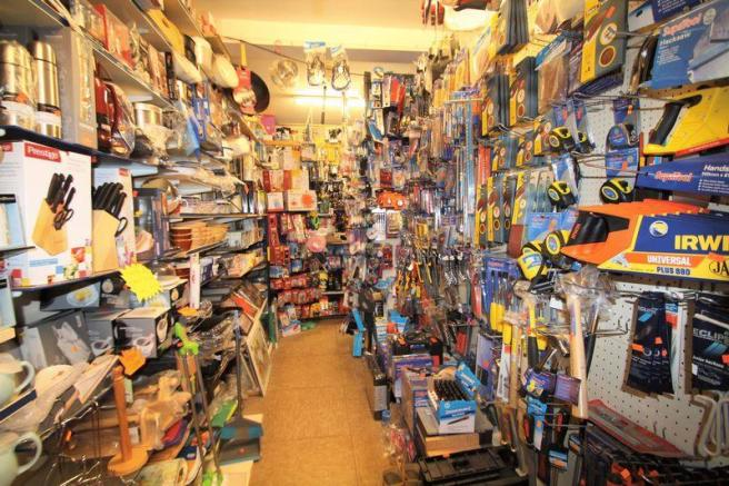 Inside Shop