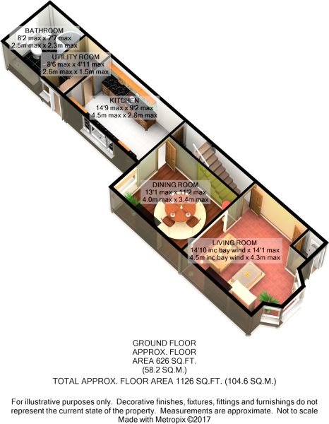 Floorplan 2 3D