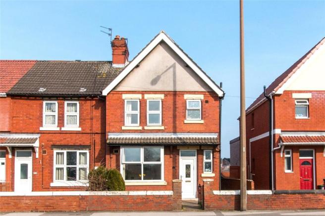 Yorkshire Terrace: 3 Bedroom End Of Terrace House To Rent In Askern Road