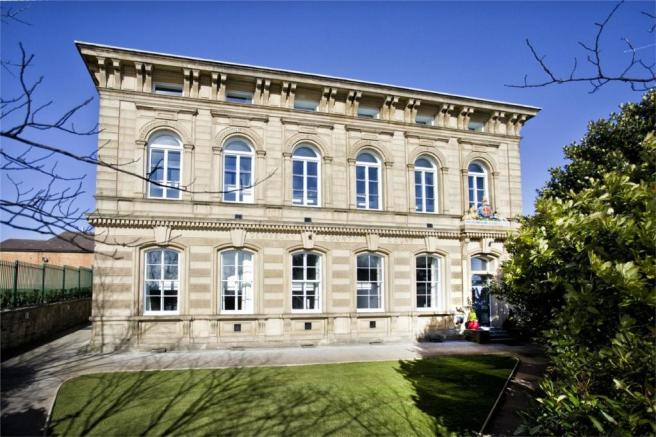 Yorkshire Terrace: 1 Bedroom Apartment To Rent In The Court House, Eightlands