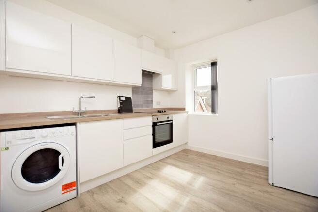 First floor apartmen