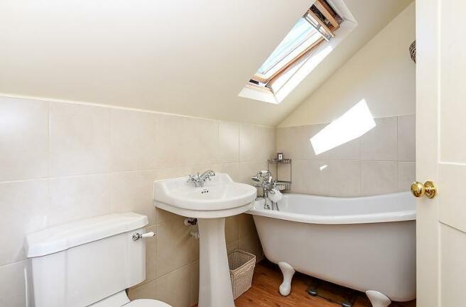 Bathroom House in Fe