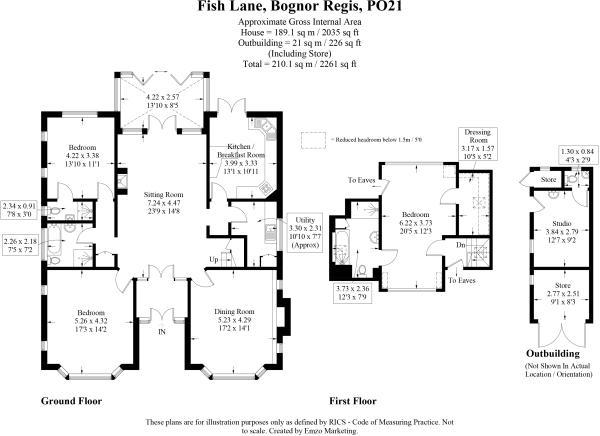 Floor Plan House in