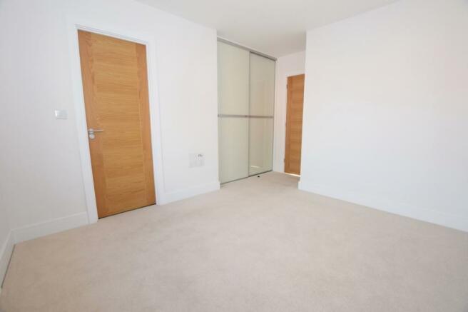 Bedroom 1 House in B