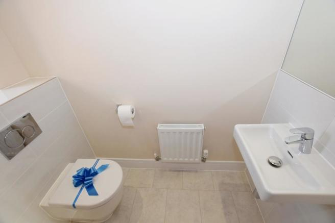WC House in Bersted