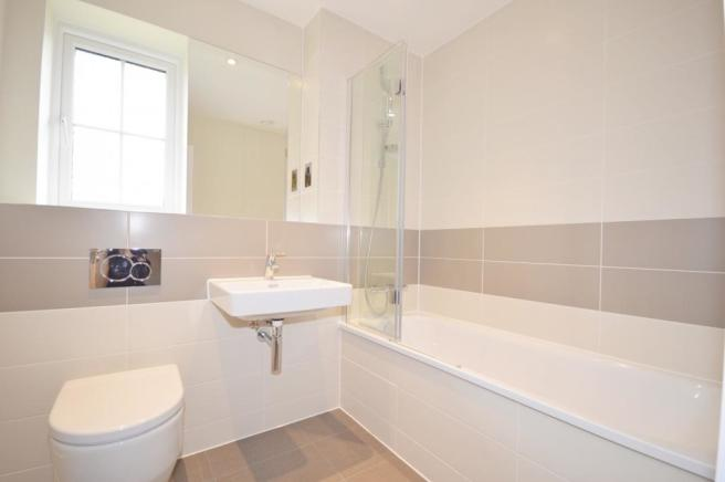 Bathroom of house to