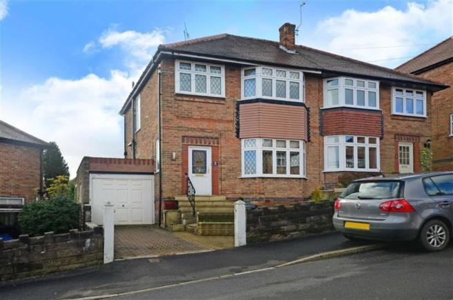 3 Bedroom Semi Detached House For Sale In 62 Greystones