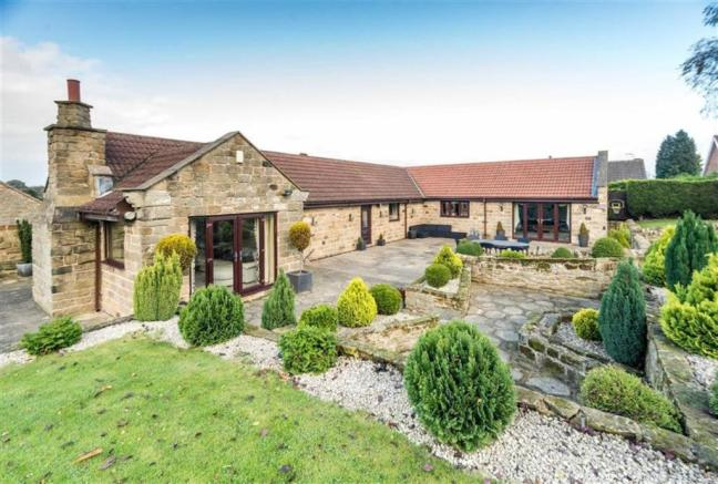 4 bedroom barn conversion for sale in Dovecote Cottage, 5 ...