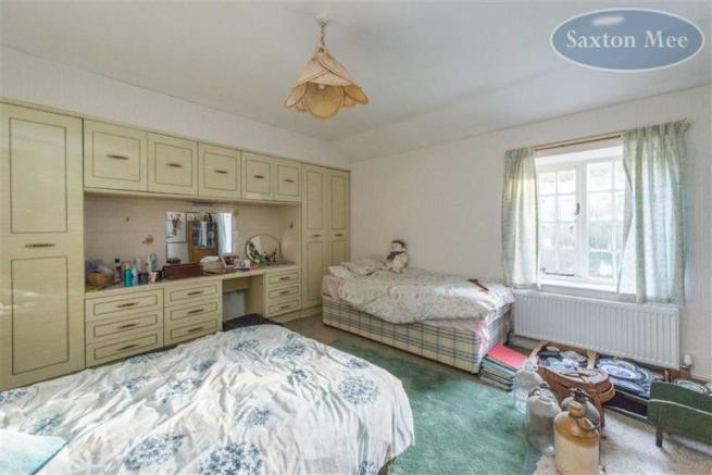 GOOD SIZED BEDROOM TWO