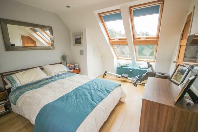 Attic Bedroom (wi...
