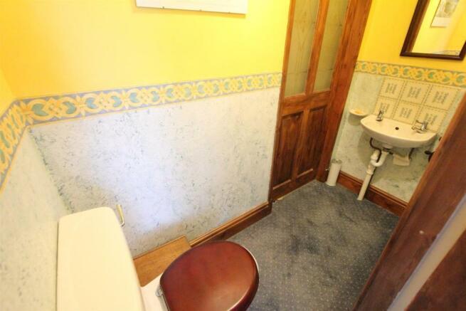 Ensuite Separate WC