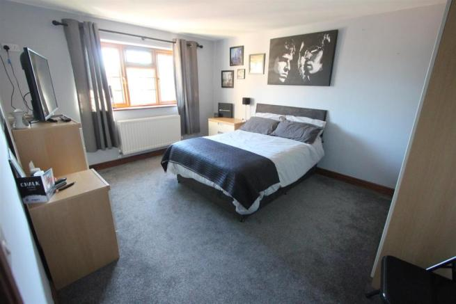 Bedroom three to front