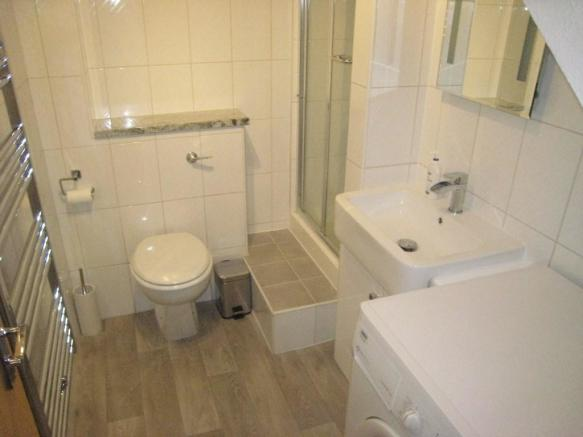 Shower/Utility Room