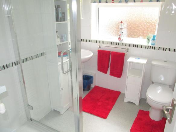 Refitted Shower Rom