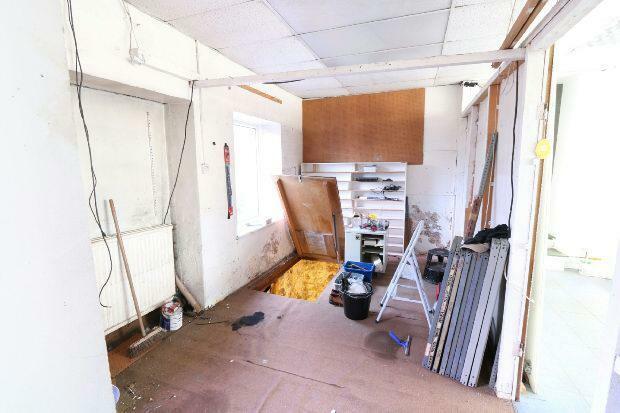 Rear Store Room