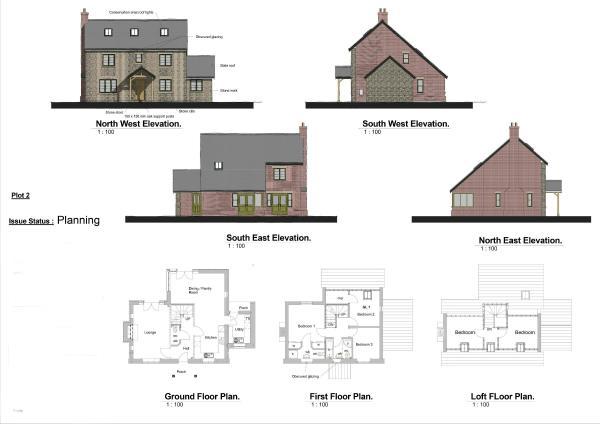 Plot 2 Floor Plans