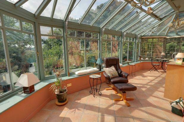 Garden Room.
