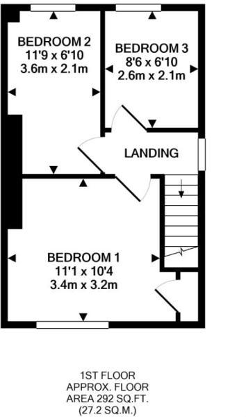 3 Bundish Hall Cottages First Floor.jpg