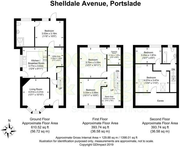 Shelldale Avenue Floorplan
