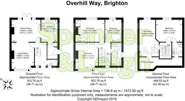 Overhill Way, Brighton