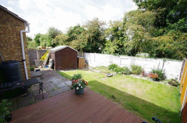 Rear garden (2...