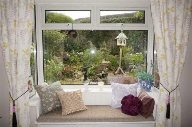 Garden Room/Bedroom Three