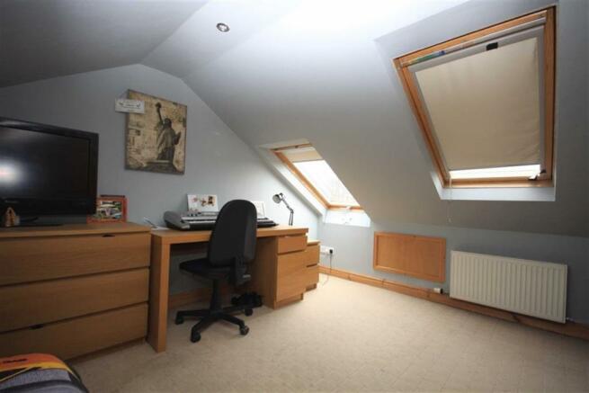 Bedroom One/Loft Room