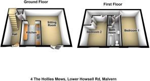 4 The Hollies Mews, Lower Howsell Rd, Malvern 3D.J