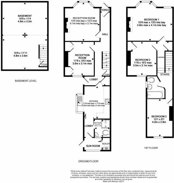 Plan of 9 Byron Avenue, London E12 6ST.JPG