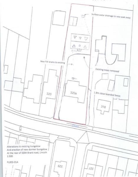 Site/Block Plan