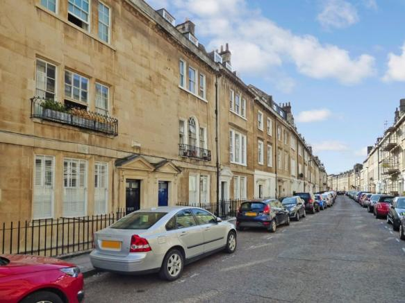 New King Street